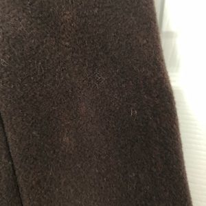 Mackage Jackets & Coats - Authentic Mackage Wool & Leather Long Coat Brown